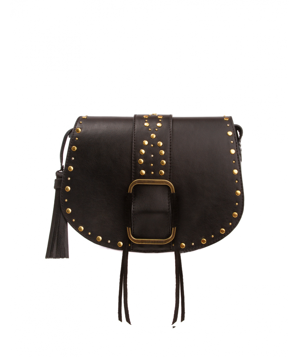 Kylie Black Crossbody Bag