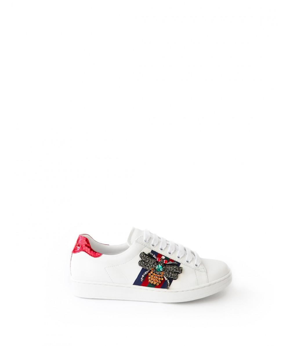 Sneakers Navy Love