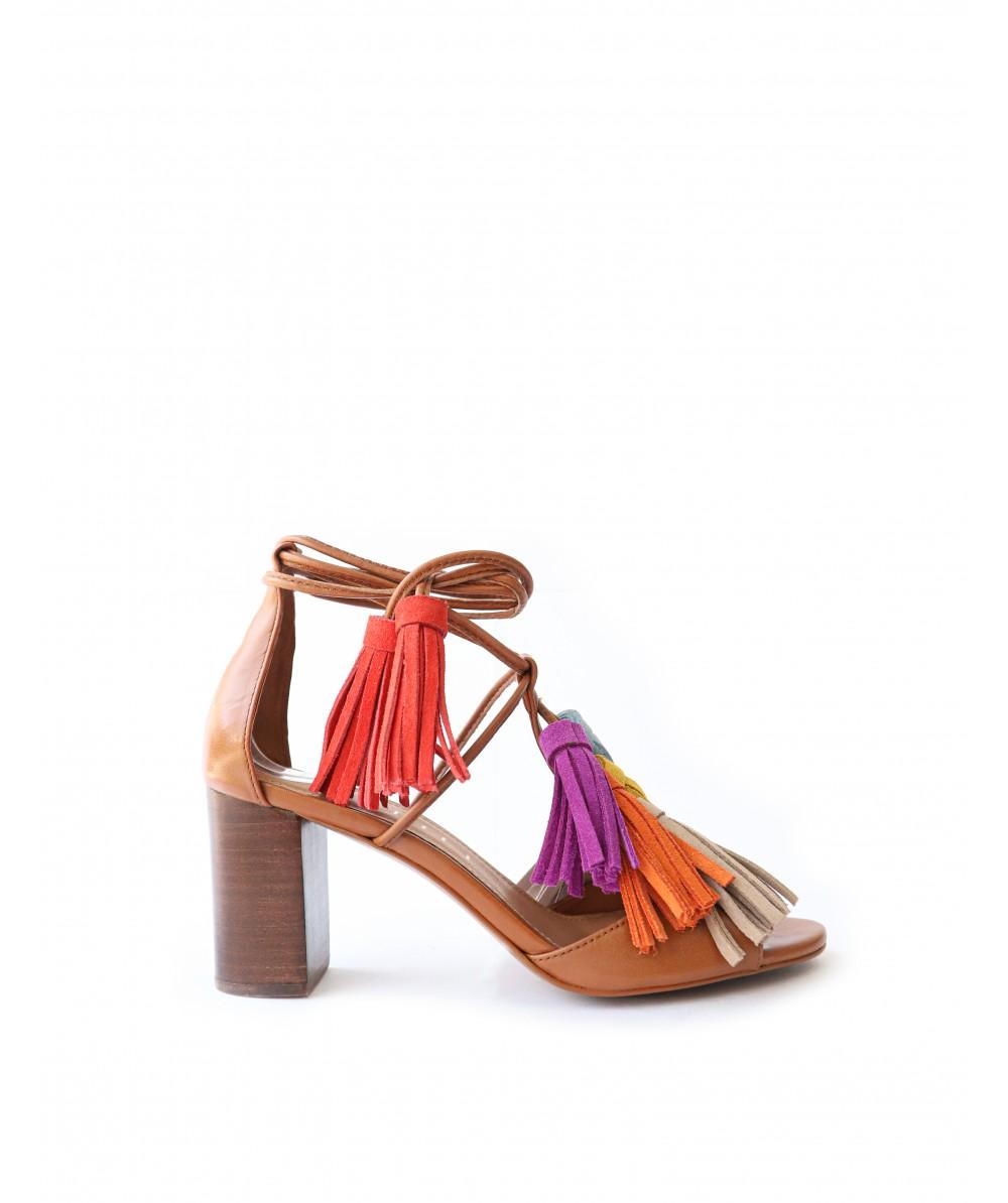 India High heeled Sandals