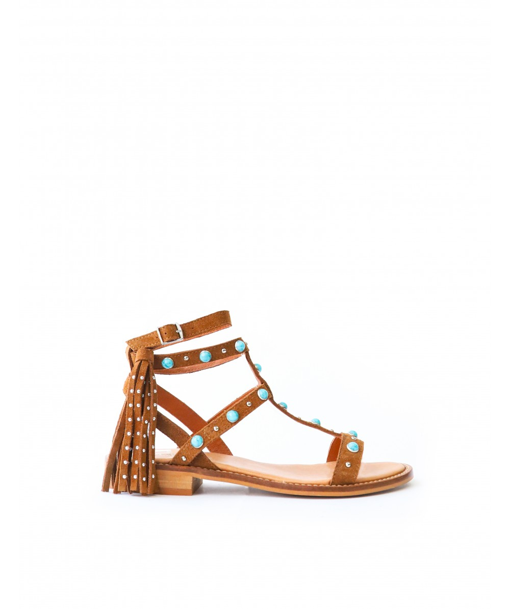 Makah sandals