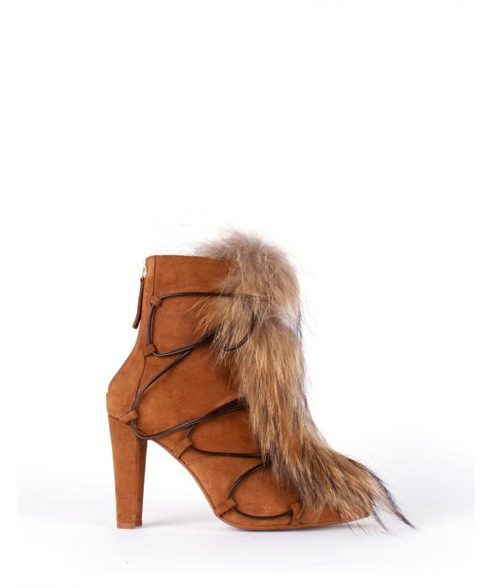 Botín pelo Fur boot