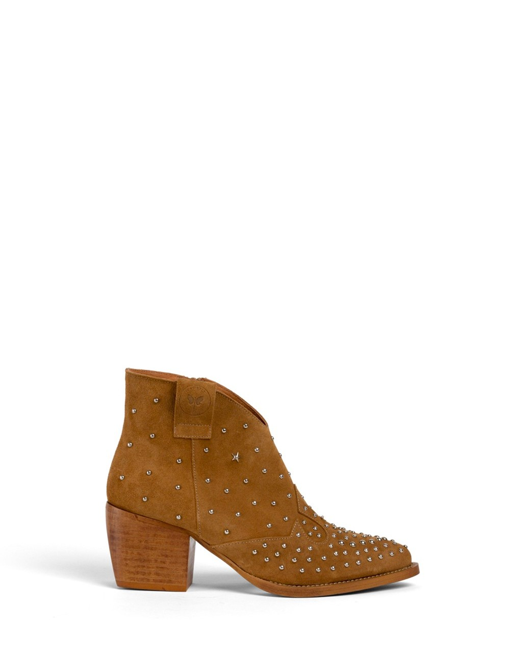 Molly heeled ankle boots