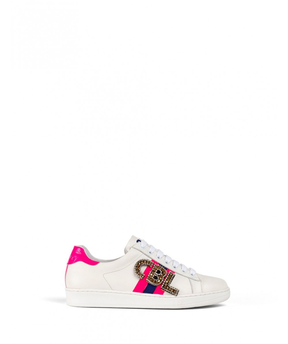 Pink CBL Sneakers