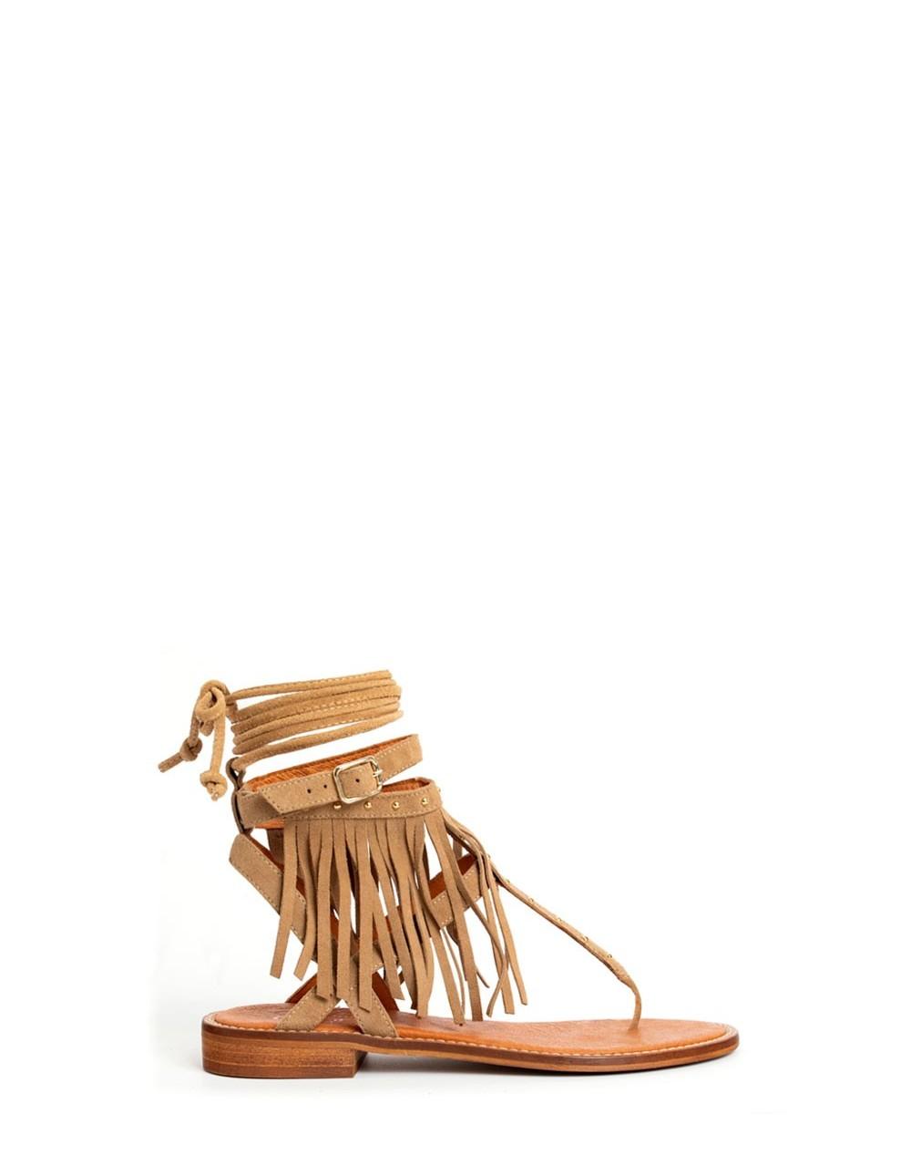 Bianca flat sandals