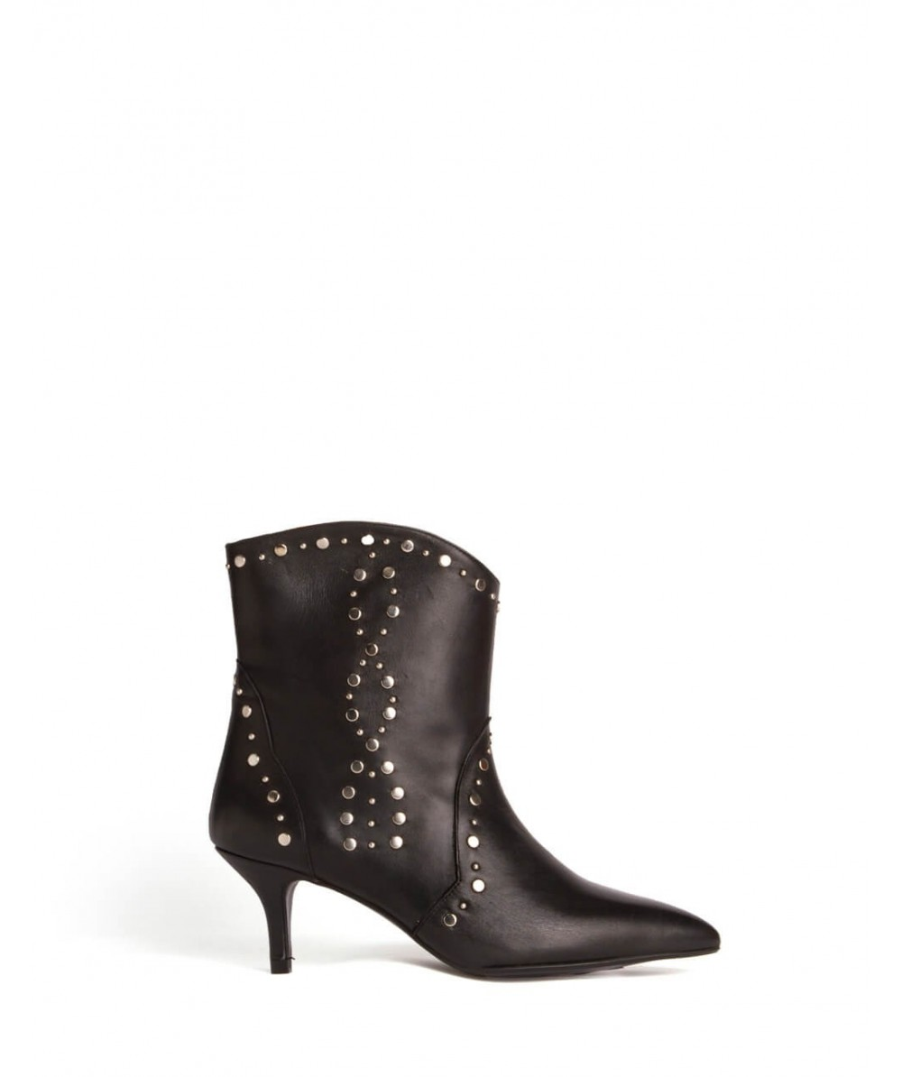 Kylie Black Ankle Boot