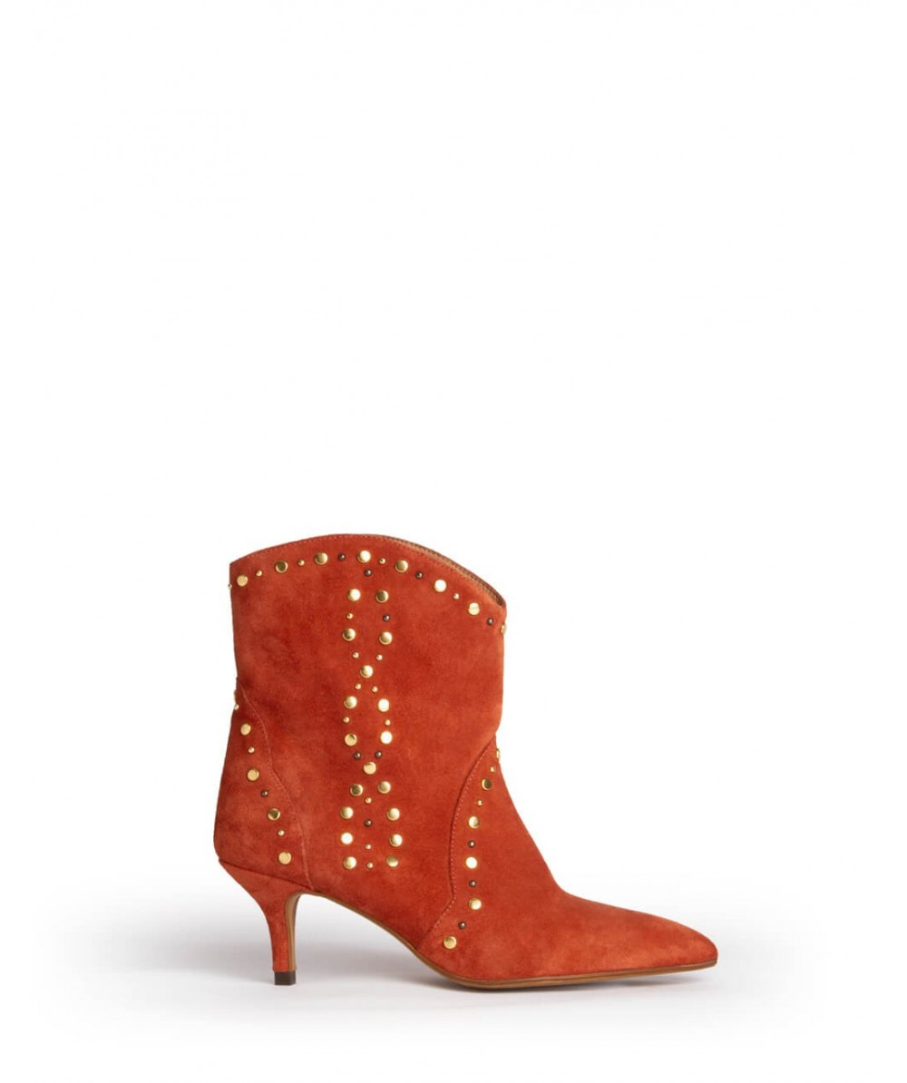 Kylie Suede Ankle Boot